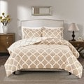 True North by Sleep Philosophy Alston Reversible Plush Down Alternative Comforter Mini Set