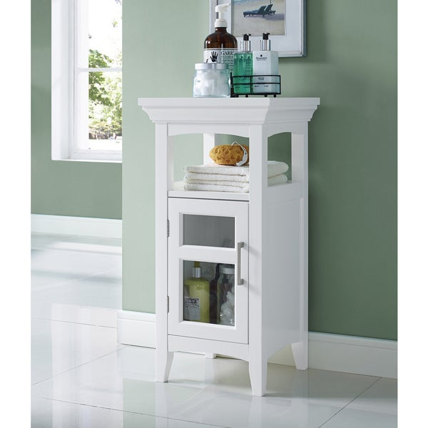 wyndenhall hayes floor storage cabinet in white 17744152