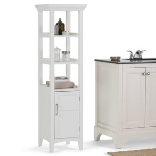 Wyndenhall Hayes Bath Storage Tower in White