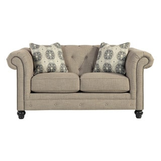 Signature Design by Ashley Azlyn Sepia Loveseat