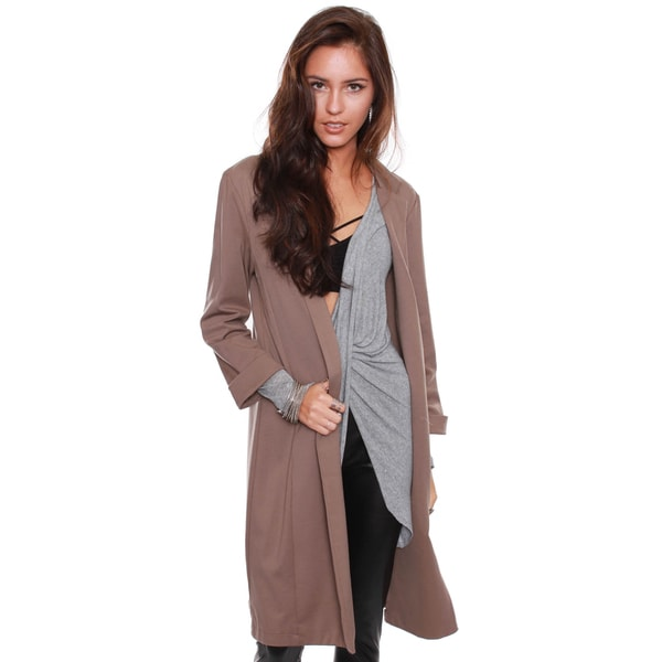 Beston Junior'S Chic Trench Jacket