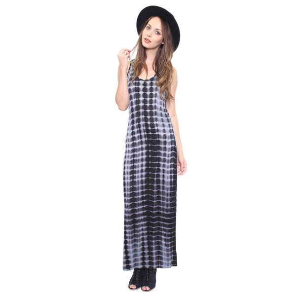 Beston Junior's Sleeveless Racer Back Maxi Dress