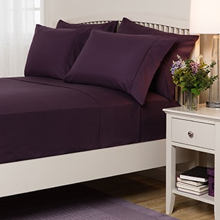 New Luxury Soft and Wrinkle-Free 6-piece Bed Sheet Sets by PerfectSense