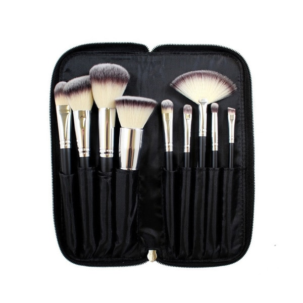 Morphe 502 Deluxe Vegan 9-piece Brush Set 16498684