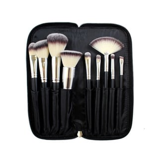 Morphe 9-Piece Deluxe Vegan Brush Set