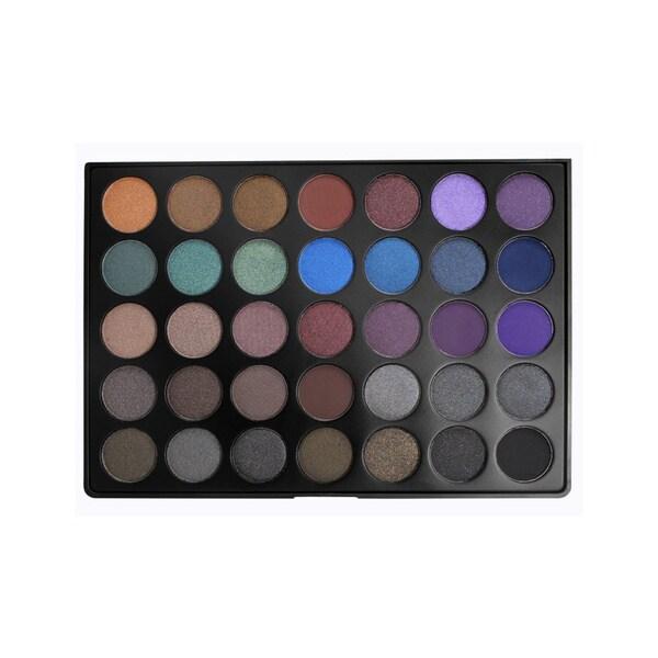 Morphe 35-Color Dark Smoky Palette