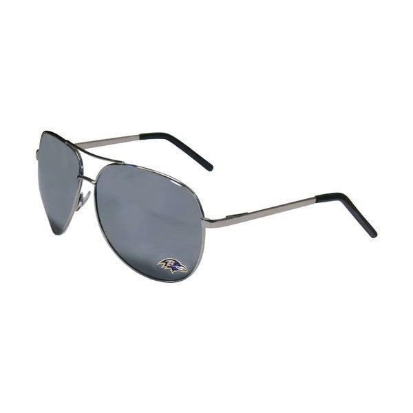 NFL Baltimore Ravens Aviator Sunglasses