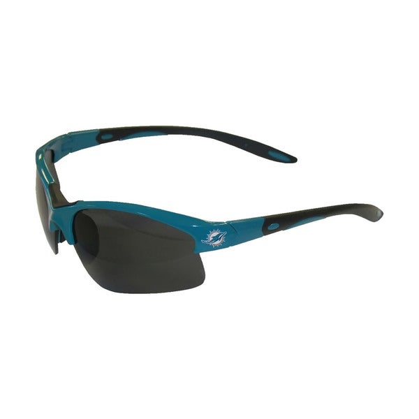 Miami Dolphins NFL Blade/Wing Sunglasses