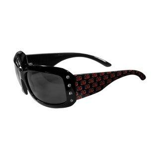 Cincinatti Bengals NFL Women's Designer Bling Sunglasses