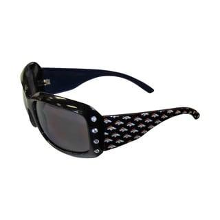Denver Broncos NFL Women's Designer Bling Sunglasses