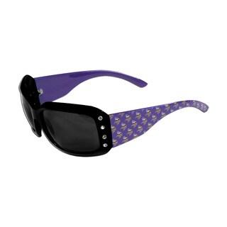 Minnesota Vikings NFL Women's Designer Bling Sunglasses