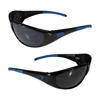Carolina Panthers NFL Wrap 3 Dot Sunglasses