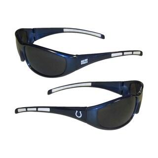 Indianapolis Colts NFL Wrap 3 Dot Sunglasses
