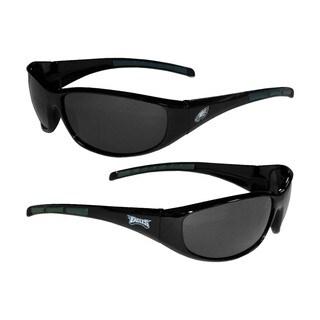 Philadelphia Eagles NFL Wrap 3 Dot Sunglasses