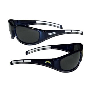 San Diego Chargers NFL Wrap 3 Dot Sunglasses