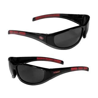 San Francisco 49ers NFL Wrap 3 Dot Sunglasses