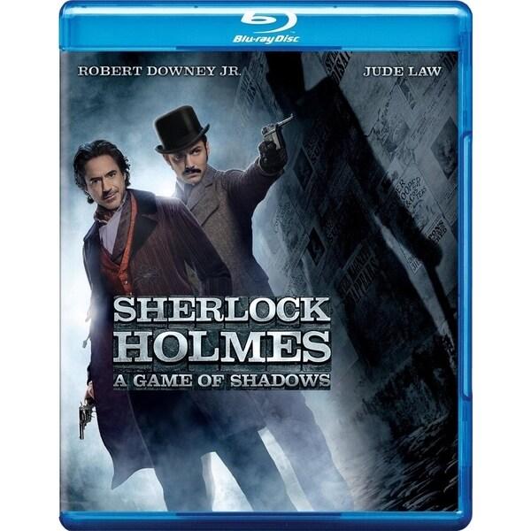 Sherlock Holmes: A Game of Shadows (Blu-ray Disc) 16499032