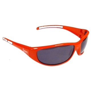 NCAA Nebraska Huskers Wrap 3 Dot Sunglasses
