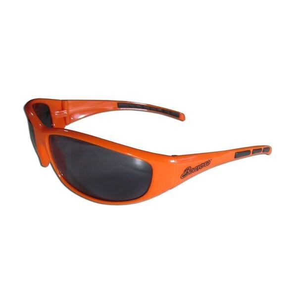 NCAA Oregon State Beavers Wrap 3 Dot Sunglasses 16499091