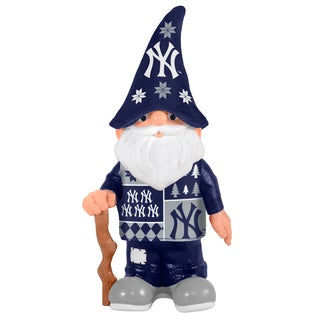 Forever Collectibles New York Yankees Real Ugly Sweater Gnome