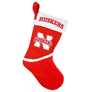 Forever Collectibles Nebraska Huskers NCAA 2015 Basic 17-inch Stocking
