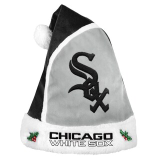 Forever Collectibles Chicago White Sox 2015 MLB Polyester Santa Hat
