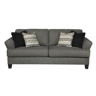 Signature Design by Ashley Gayler Steel Sofa