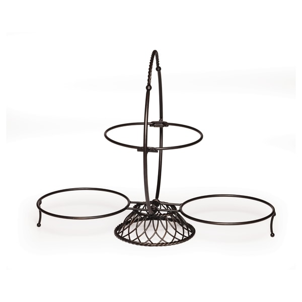 Gourmet Basics 3 Tier Buffet Server Wire