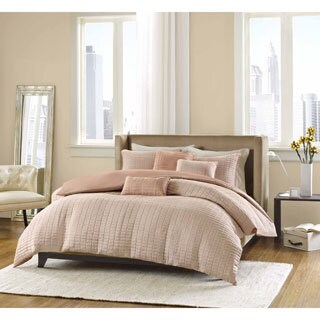 Madison Park Eco Weave GoGreen Shay 6-Piece Comforter Set