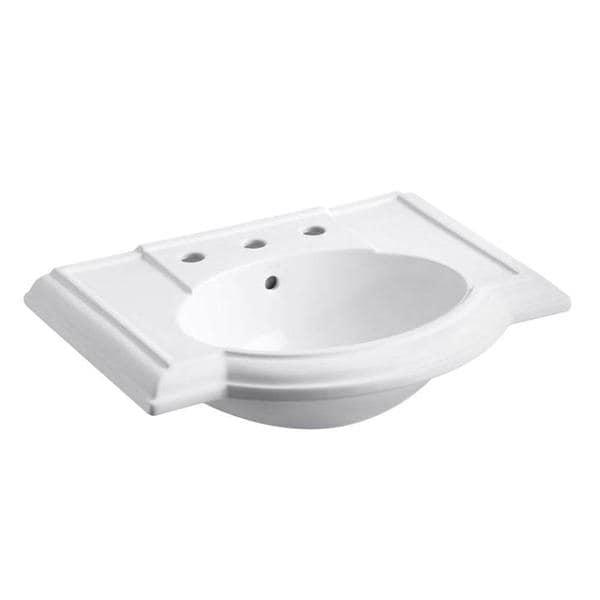 Kohler Devonshire Pedestal Sink Basin