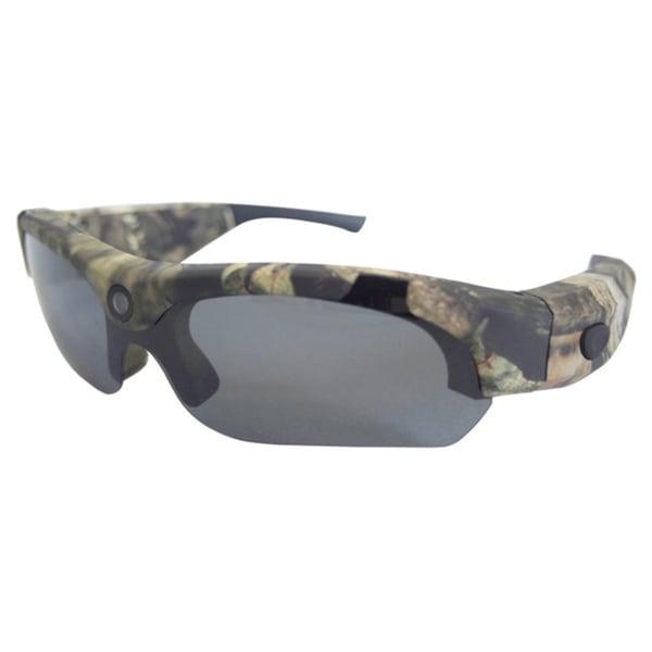 BB HD Video Sunglasses CAMO