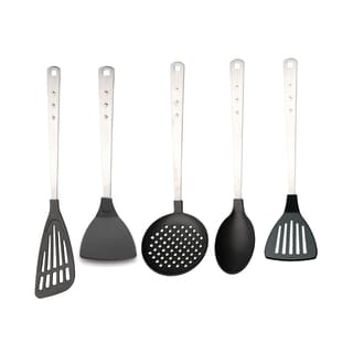 Cubo 5-piece Nylon Utensil Set