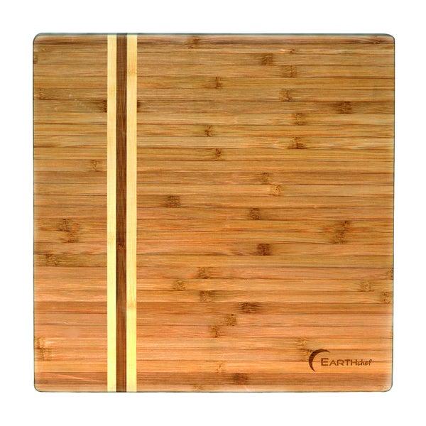 Earthchef Medium Bamboo Cutting Board