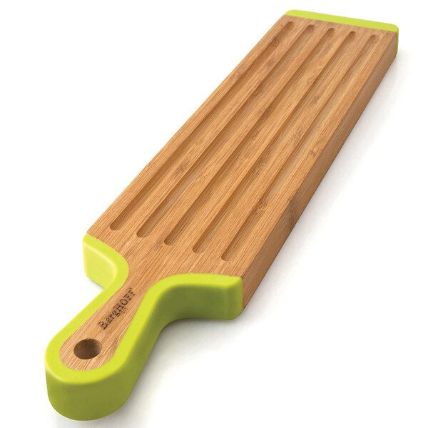 Studio Long Paddle Shaped Bamboo Board