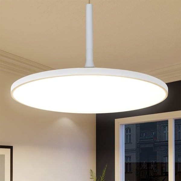 Salm 45-watt LED Disc Chandelier