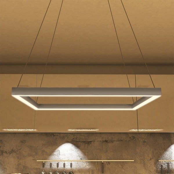 Atria 38-watt LED Low-Profile Chandelier