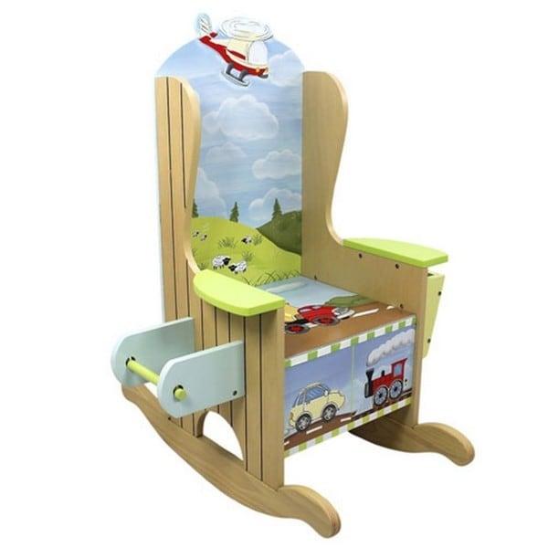 Ride Around Potty Chair