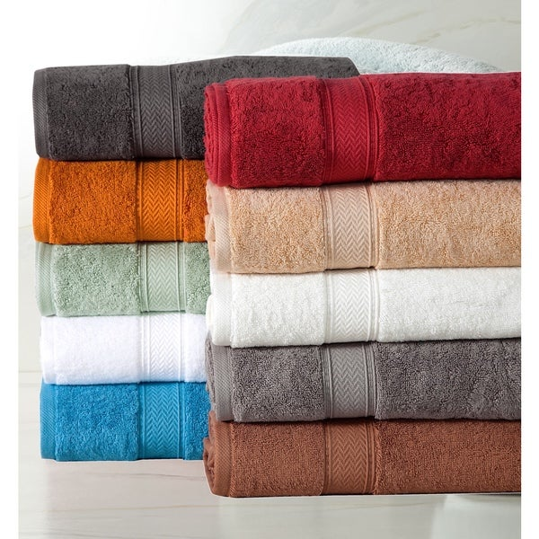 Casa Platino - 100 Egyptian Cotton 600 GSM 10-piece Towel Set (As Is Item)