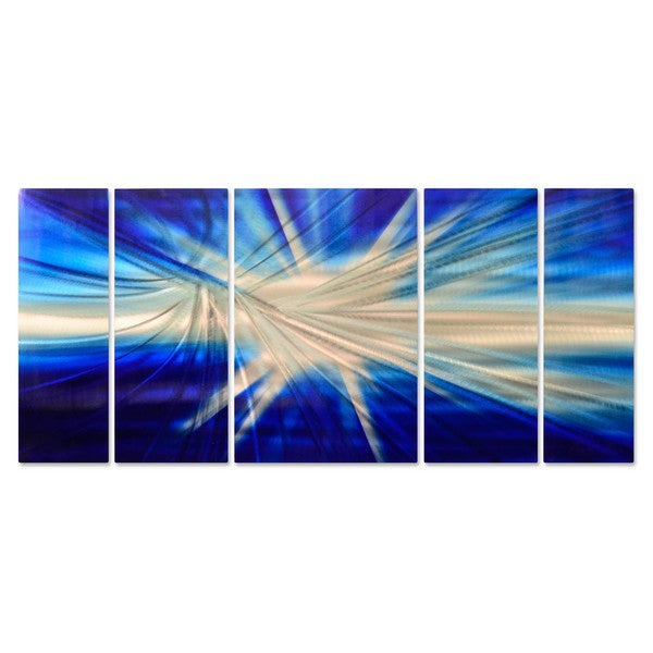 Ash Carl 'Genesis' Metal Wall Art 16502138