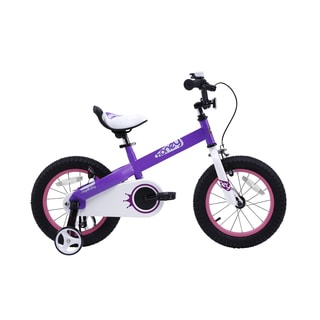 Royalbaby Honey 12 inch Kids Bike, Girls Bike, Boys Bike, Red or Lilac