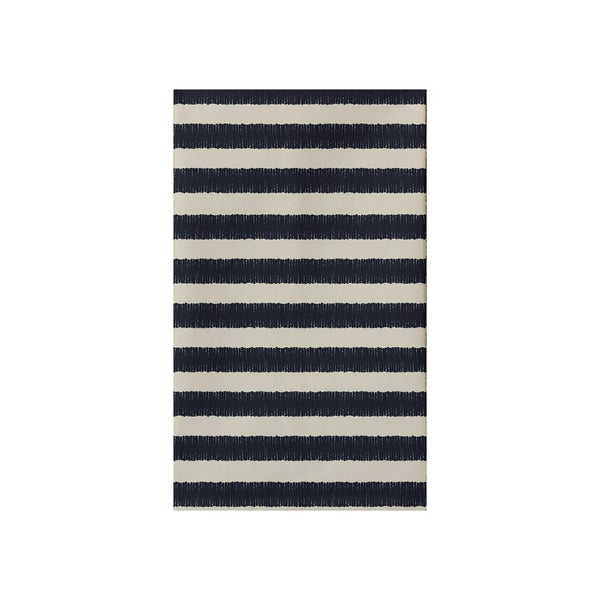 Twisted Stripe Stripe Print Tea Towel