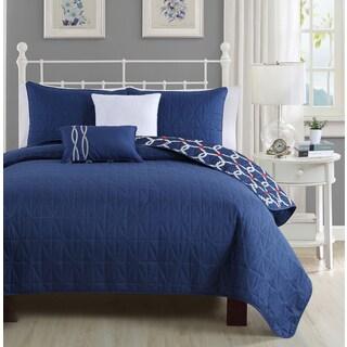 Avondale Manor Nantucket 5-piece Quilt Set