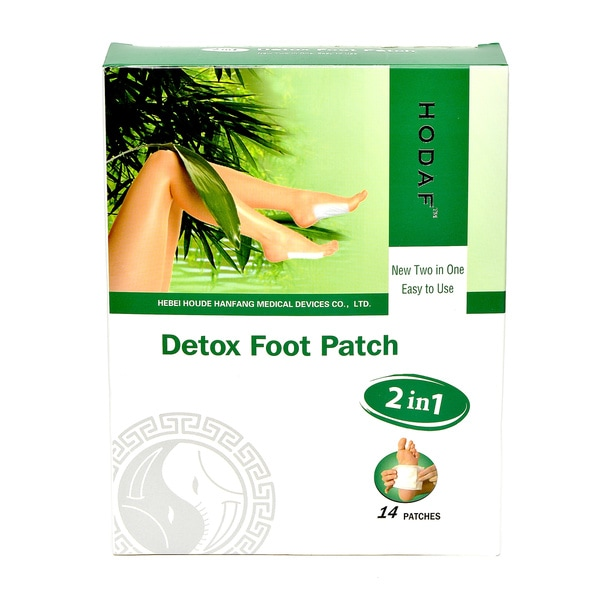 Hodaf Foot Detox Patch (14 Pairs)