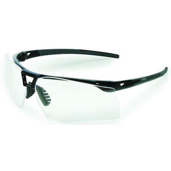 Howard Leight Bayonet Black Frame, Anti-Fog Clear Lens