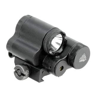 Leapers Inc. Sub-Compact LED Light & Red Laser Combo