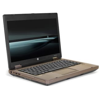 HP ProBook 6470B 14-inch 2.6GHz Intel Core i5 CPU 12GB RAM 750GB HDD Windows 7 Laptop (Refurbished)