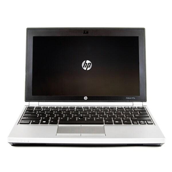 HP EliteBook 2170P 11.6-inch 1.8GHz Intel Core i5 CPU 4GB RAM 128GB SSD Windows 7 Laptop (Refurbished)
