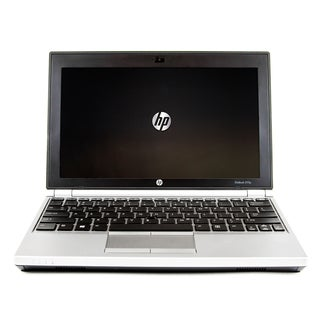 HP EliteBook 2170P 11.6-inch 1.8GHz Intel Core i5 CPU 4GB RAM 128GB SSD Windows 7 Laptop (Refurbished)
