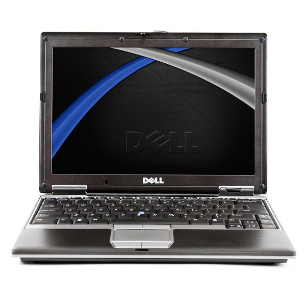 Dell Latitude D420 12.1-inch 1.2GHz Intel Core Duo CPU 2GB RAM 60GB HDD Windows 7 Laptop (Refurbished)