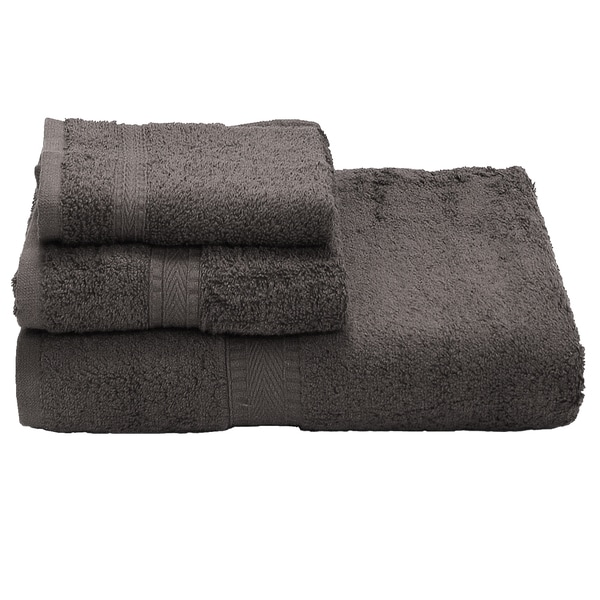 Egyptian Cotton 3-piece Towel Set